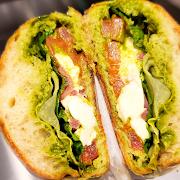 Nae's Caprese Sandwich