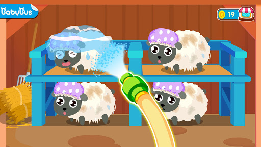 Baby Panda's Farm - Kids' farmville 8.25.10.00 screenshots 1