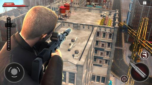City Police Sniper 2018 - Best FPS Shooter  screenshots 1