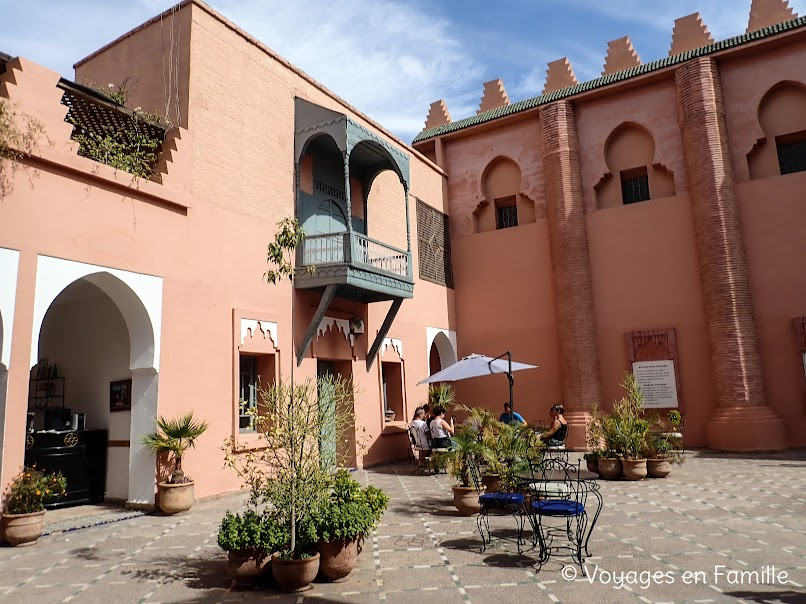 Marrakech - Musée de Marrakech