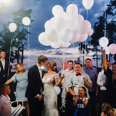 Wedding photographer Aleksandr Lobach (LOBACH). Photo of 23.07.2018