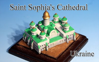 Saint Sophia's Cathedral -Ukraine-