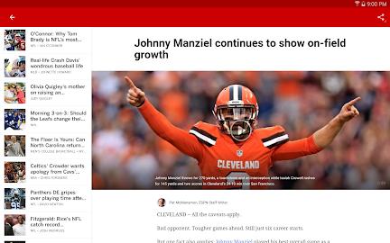ESPN Screenshot 7