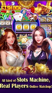 Fish Box – Casino Slots Poker & Fishing Games 5