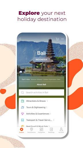 Klook: Travel & Leisure Deals 5.43.0 Screenshots 2