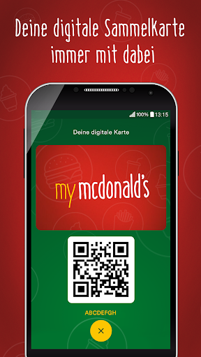 myMcDonaldu2019s - Bonusclub 1.20 screenshots 5
