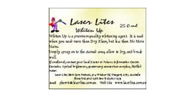 Laser Lites Whiten Up 200ml