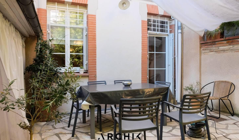 Maison avec terrasse Toulouse