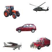 Transport & vehicles for kids