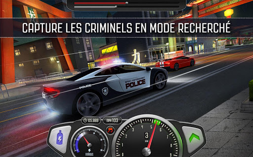 Top Speed: Drag & Fast Racing 3D  captures d'écran 3