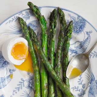 Grilled Asparagus.