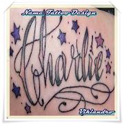 Name Tattoo Design Ideas