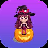 Sweet Halloween Match 3 Game