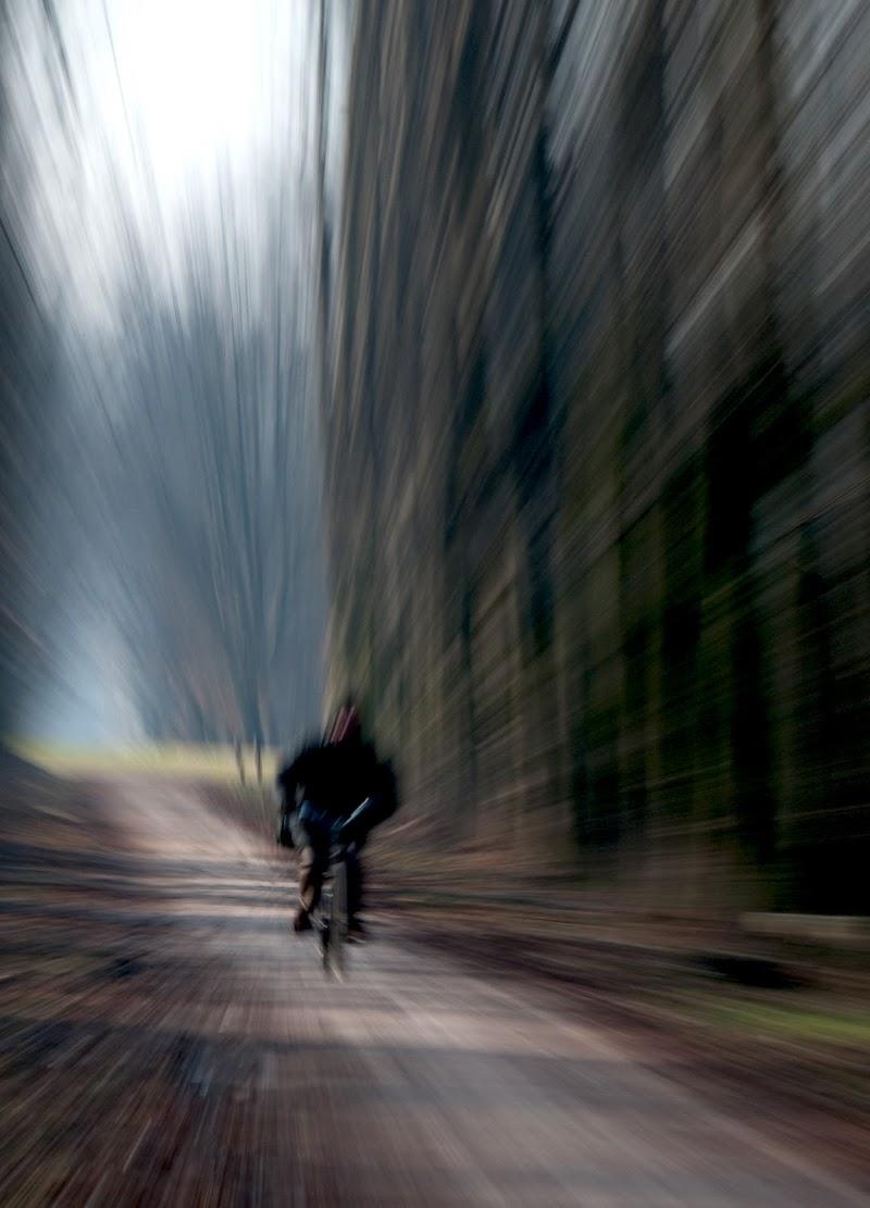 il ciclista di nessuno