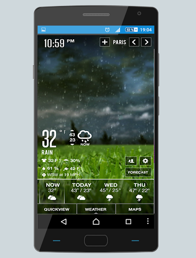 Insta Weather Snap