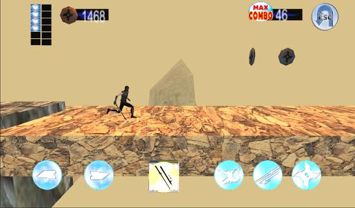 Eu Ninja Combo Action Game