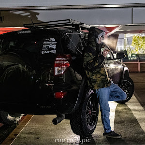 RAV4  ACA31W SPORTSのカスタム事例画像 黒脚のRAV COCKさんの2020年01月18日12:15の投稿