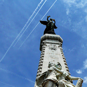 by Zec Mladen - Buildings & Architecture Statues & Monuments ( nice, france )