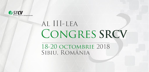 Congress of SRCV 2018 Sibiu