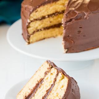 The Most Amazing Vanilla Cake.