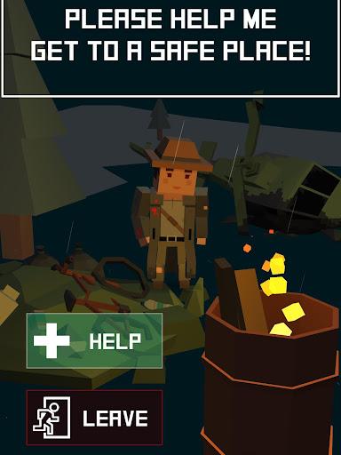 Zombie War Survivor : Forest of the Walking Dead screenshot 13