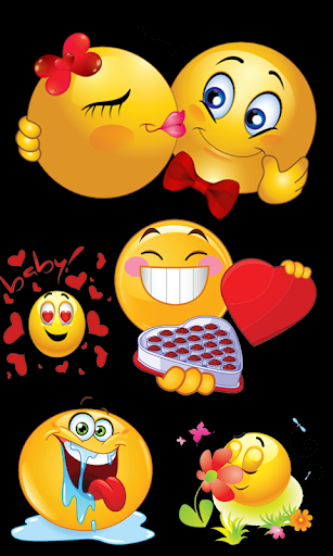 Cool Emotion Stickers