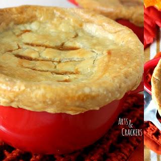 Loaded Chicken Pot Pie