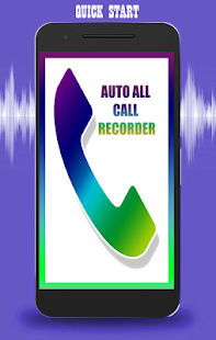 Auto All Call Recorder - náhled