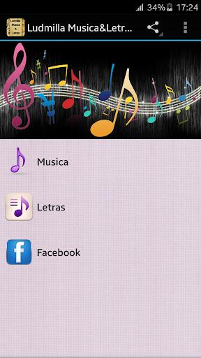 Ludmilla Musica Letras