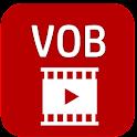 VOB Video Player icon