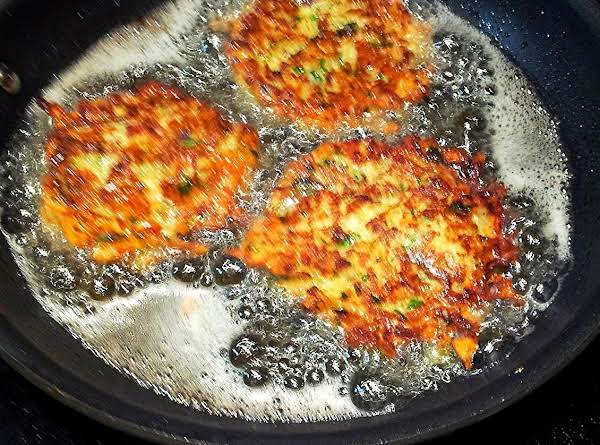 Potato & Zucchini Latkes (potato Pancakes) Recipe