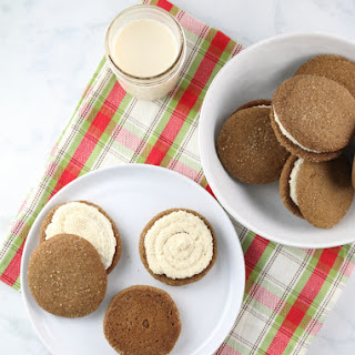 Gingersnap Cookies With Icing Recipes