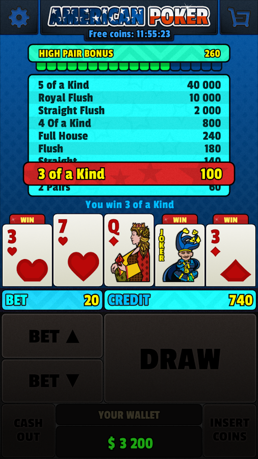 Poker sky 5 star