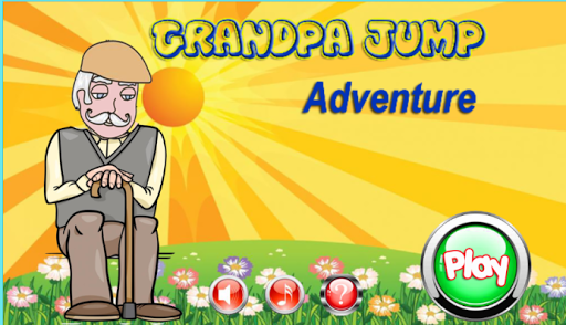Grandpa Jump Adventure