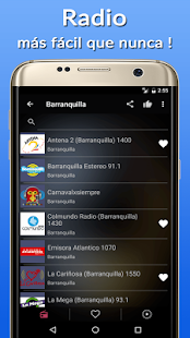 Colombia Radio Stations FM- screenshot thumbnail
