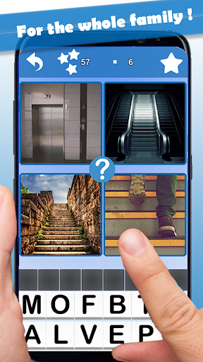4 pics 1 word : The Odd One Out ss3
