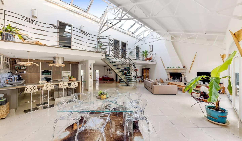 Maison avec jardin et terrasse Rueil-Malmaison