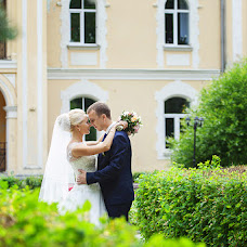 Wedding photographer Vitaliy Romanovskiy (Romanovsky). Photo of 03.01.2016