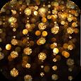Bling Shine Gold Diamond Theme icon