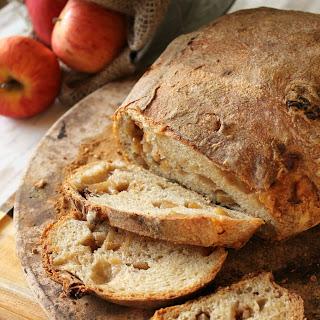 Roasted Apple Bread.