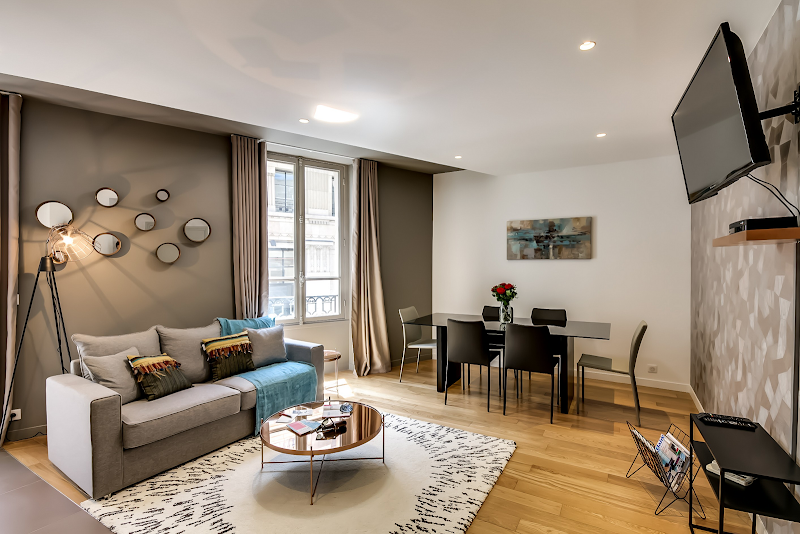 living space at Boetie II