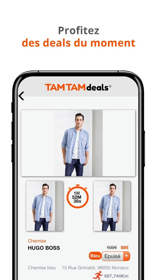 TamTamDeals- screenshot