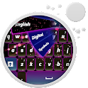 GO Keyboard Colorido Galaxy icon