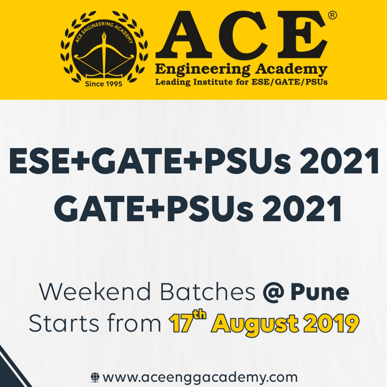 ACE Engineering Academy Shivaji Nagar, Pune - Coaching