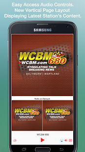 WCBM 680- screenshot thumbnail