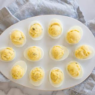 Best Deviled Eggs.