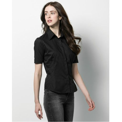 Bargear Ladies Short Sleeve Shirt