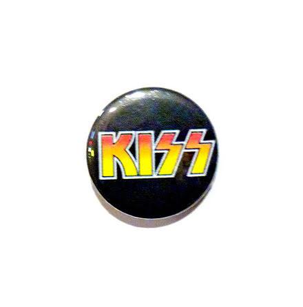 Kiss - Logo - Badge