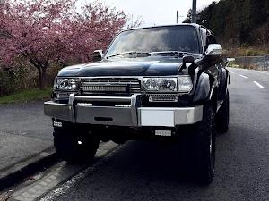 ランドクルーザー80 FZJ80G 平成8年のカスタム事例画像 寺ちゃんさんの2019年03月17日20:04の投稿