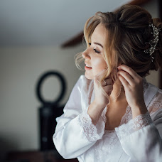 Wedding photographer Natalya Rodionova (wedsmile). Photo of 24.02.2018